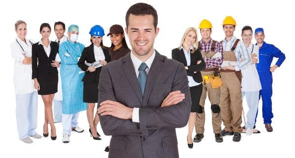 Permanence secrétariat, téléphonique, les professions